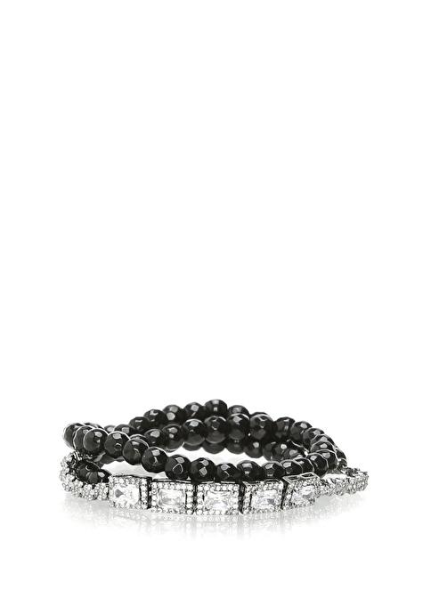 Beymen Collection Bileklik Siyah
